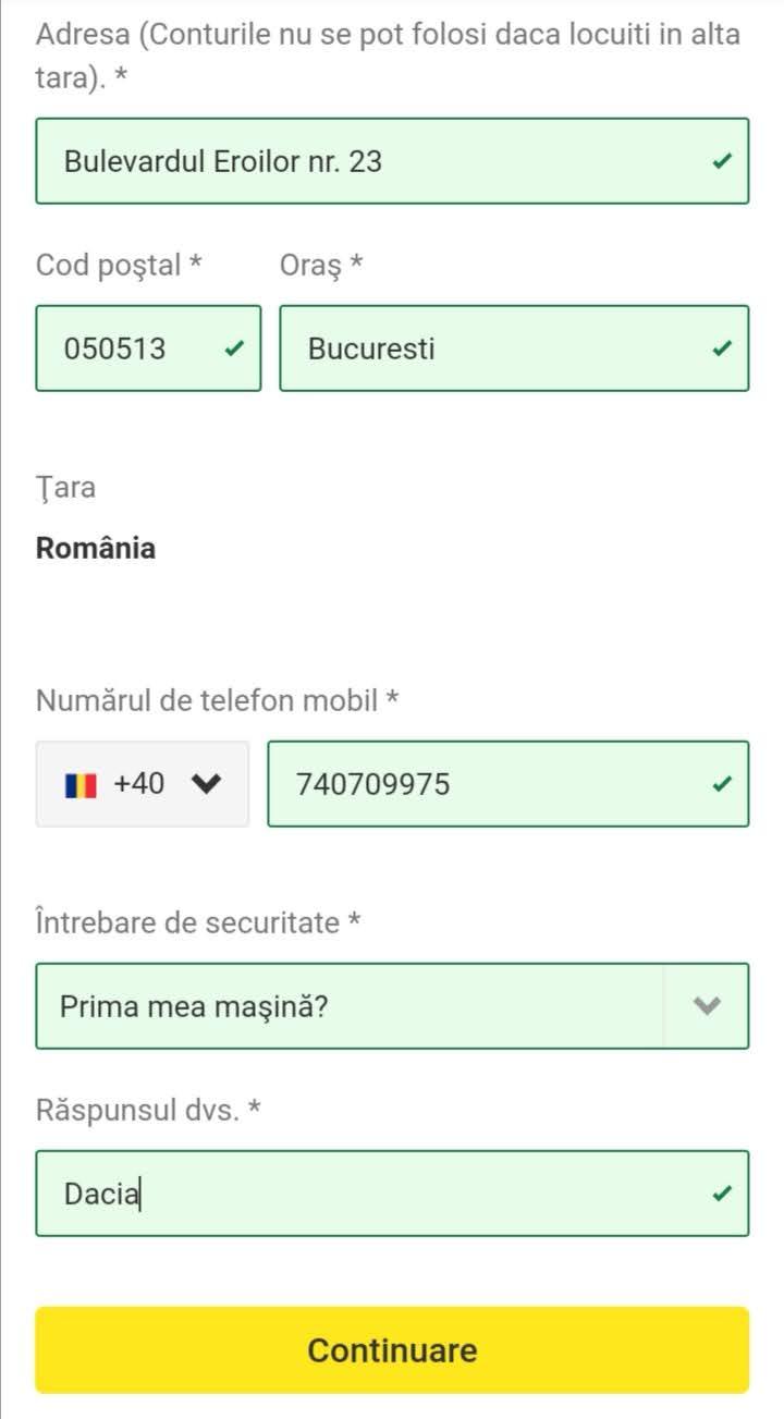 Date Contact Cont Unibet Mobil