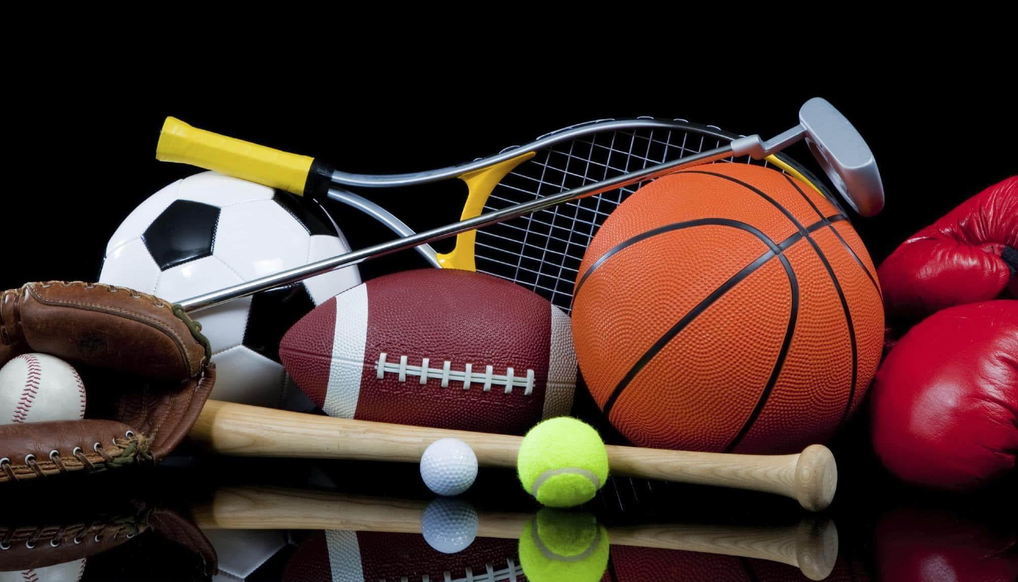 Sporturi disponibile