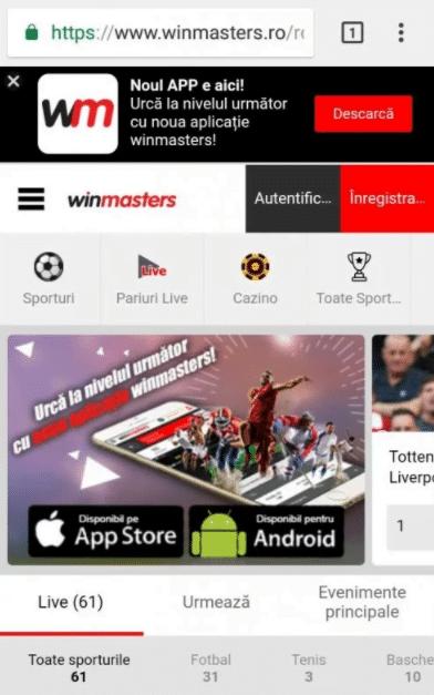 descarcare winmasters apk android