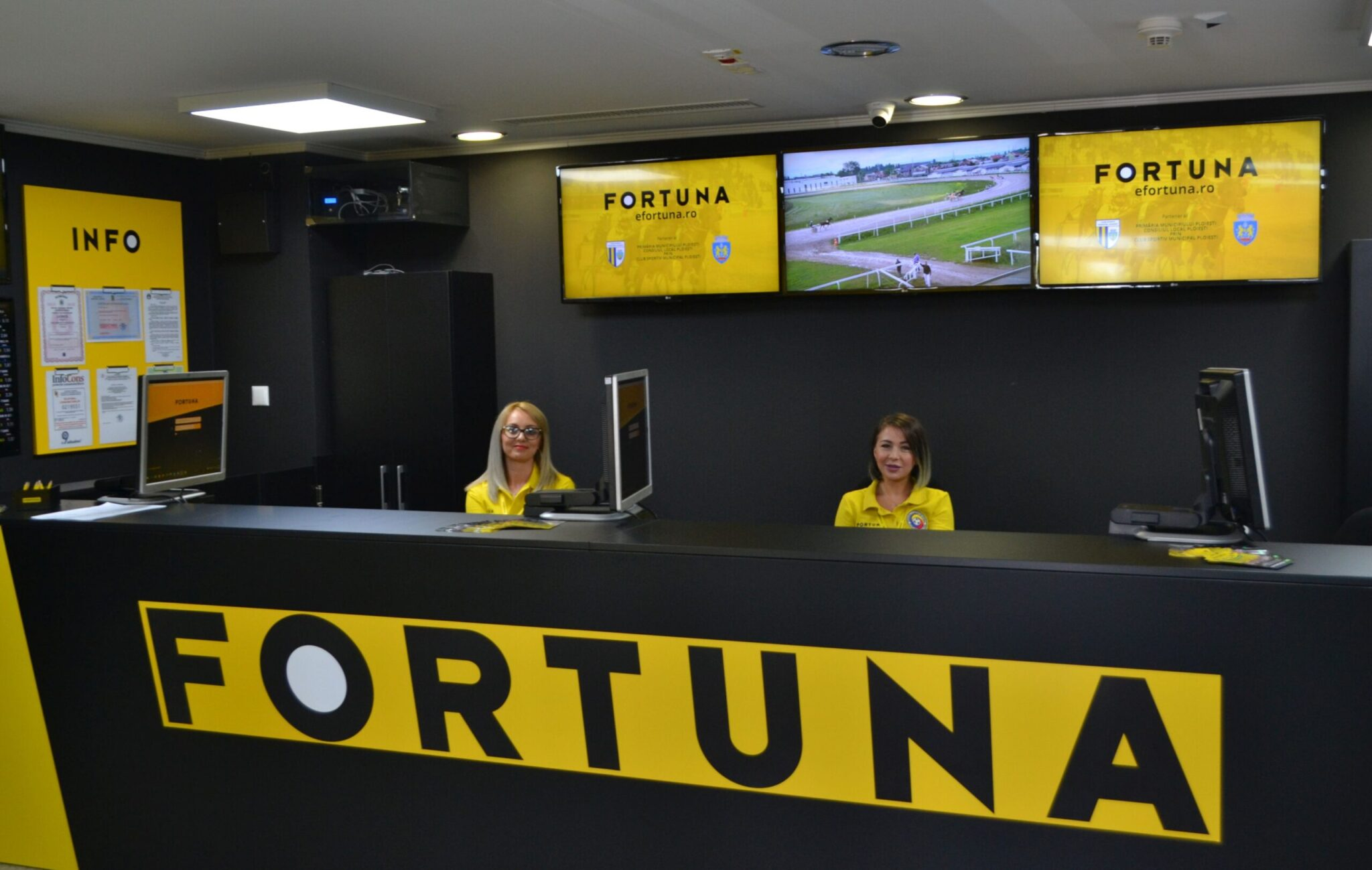 Agentii pariuri stradale - Fortuna